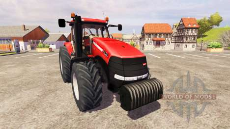 Case IH Magnum CVX 310 v2.0 for Farming Simulator 2013