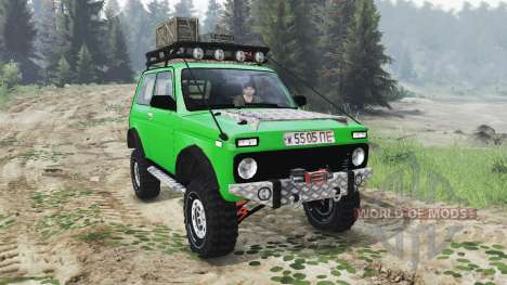 VAZ-2121 Niva [03.03.16] for Spin Tires