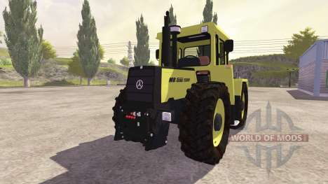 Mercedes-Benz Trac 1300 Turbo for Farming Simulator 2013