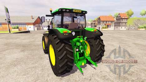 John Deere 6150R for Farming Simulator 2013