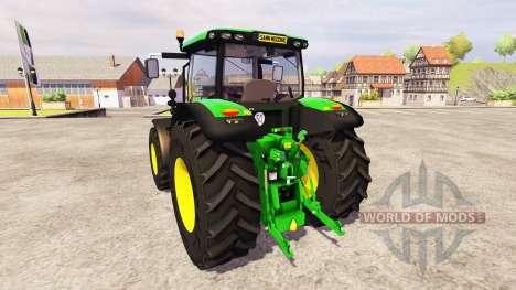 John Deere 6150R for Farming Simulator 2013