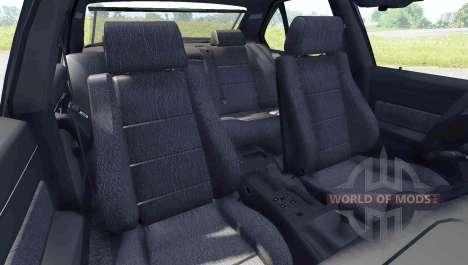 BMW 525 (E34) for BeamNG Drive