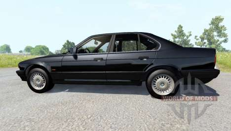 BMW 525 (E34) for BeamNG Drive