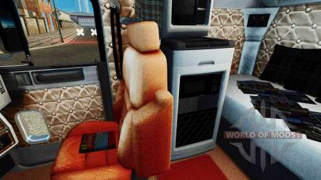 Freightliner Classic 120 for Euro Truck Simulator 2