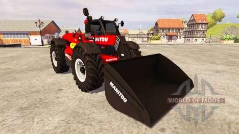 Manitou MLT 629 for Farming Simulator 2013