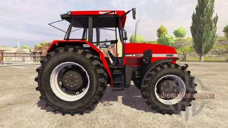 Case IH Maxxum 5150 FL v1.1 for Farming Simulator 2013