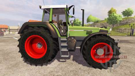 Fendt Favorit 824 Turbo v1.0 for Farming Simulator 2013