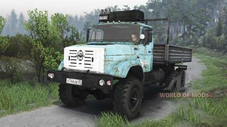 ZIL-4334 [blue][25.12.15] for Spin Tires