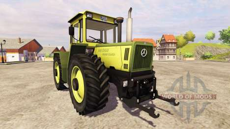 Mercedes-Benz Trac 1600 Turbo v2.0 for Farming Simulator 2013