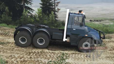 Tatra 163 [25.12.15] for Spin Tires