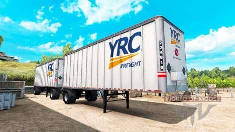 Semi trailer for American Truck Simulator