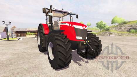 Massey Ferguson 8690 v2.0 for Farming Simulator 2013
