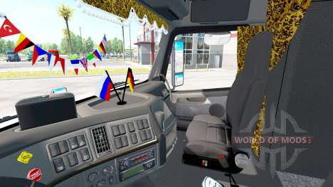 Volvo VNL 670 for American Truck Simulator