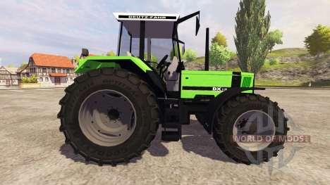 Deutz-Fahr DX6.06 for Farming Simulator 2013