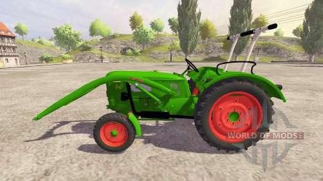 Deutz D30 FL v3.0 for Farming Simulator 2013