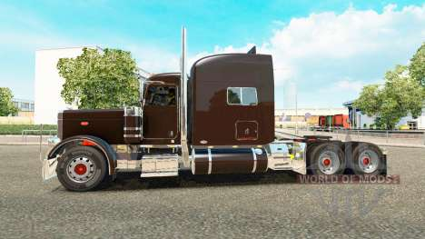 Peterbilt 389 v2.0 for Euro Truck Simulator 2