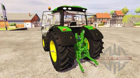 John Deere 6170R for Farming Simulator 2013