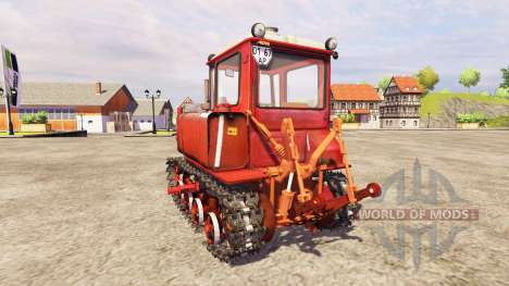 DT-75M [pack] for Farming Simulator 2013