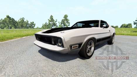 Ford Mustang Mach 1 for BeamNG Drive