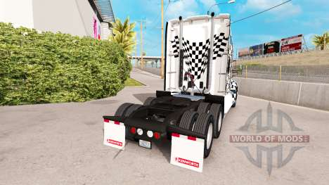 Skin Speed for the tractor Kenworth for American Truck Simulator