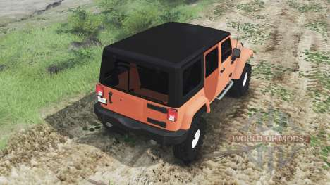 Jeep Wrangler Unlimited [03.03.16] for Spin Tires