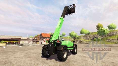 Deutz-Fahr Agrovector 35.7 v2.0 for Farming Simulator 2013