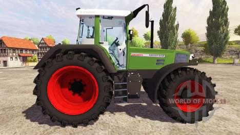 Fendt Favorit 818 Turbomatic v1.0 for Farming Simulator 2013