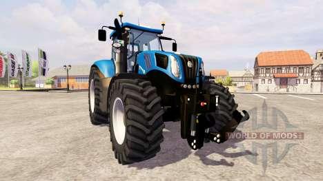 New Holland T8.390 v0.9 for Farming Simulator 2013