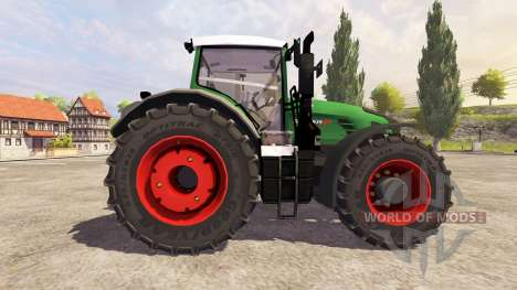 Fendt 939 Vario v3.0 for Farming Simulator 2013