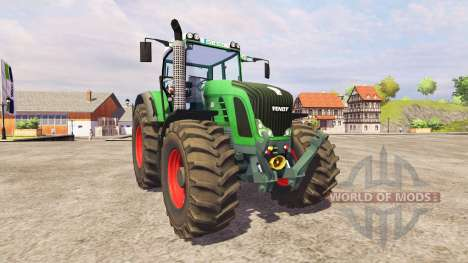 Fendt 824 Vario v1.1 for Farming Simulator 2013