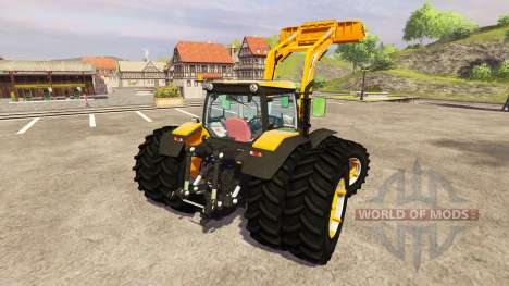 KAMAZ T-215 for Farming Simulator 2013