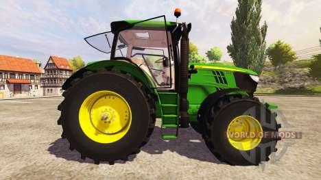 John Deere 6170R for Farming Simulator 2013