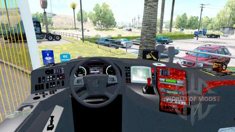 Mercedes-Benz Travego for American Truck Simulator