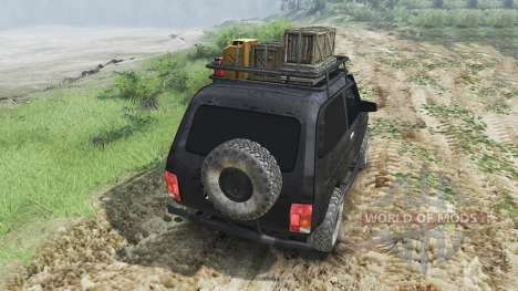 VAZ-21213 Niva [03.03.16] for Spin Tires