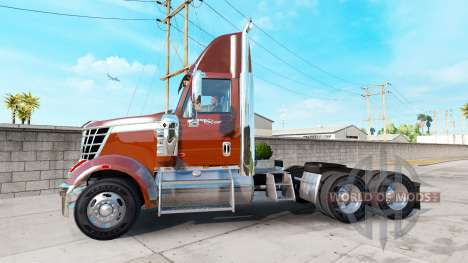 International LoneStar for American Truck Simulator