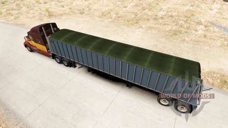 A semi-truck for American Truck Simulator