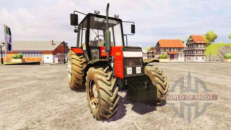 MTZ-892.2 v2.0 for Farming Simulator 2013