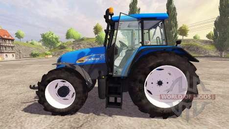 New Holland T5050 v2.0 for Farming Simulator 2013
