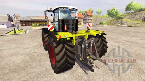 CLAAS Xerion 5000 Trac VC v1.0 for Farming Simulator 2013