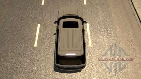 Range Rover for American Truck Simulator