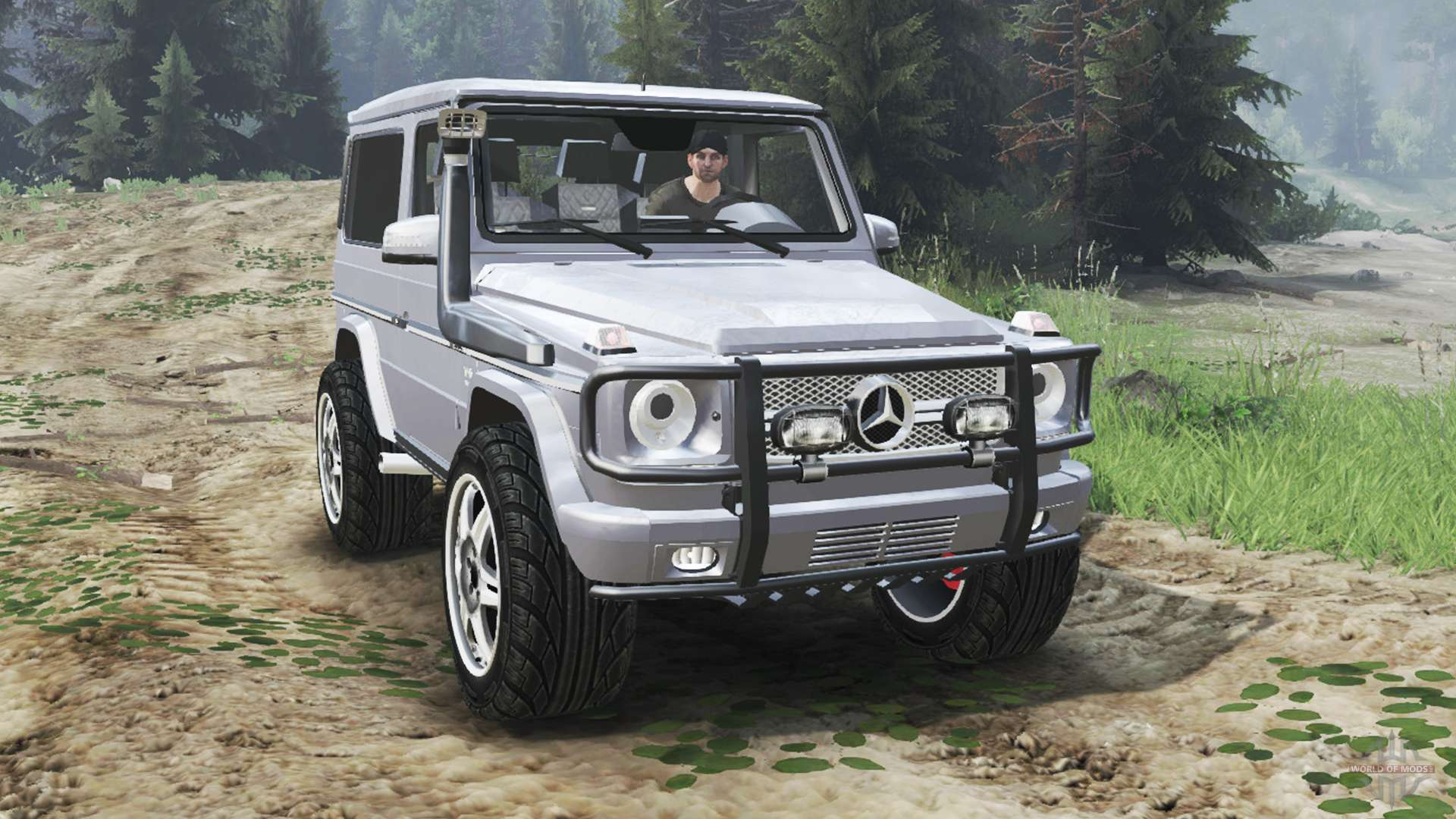 mercedes benz for spintires download for free \u2014 page 2mercedes benz g320 cdi [03 03 16] for spin tires