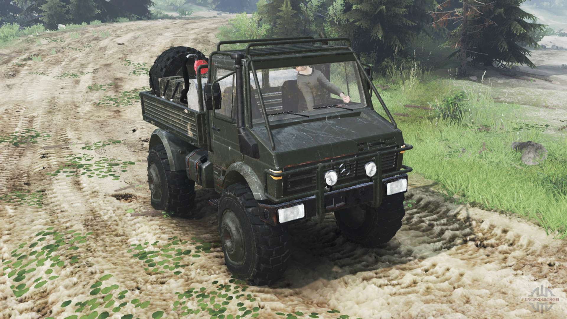 mercedes benz for spintires download for free \u2014 page 2mercedes benz unimog u1650 [03 03 16] for spin tires
