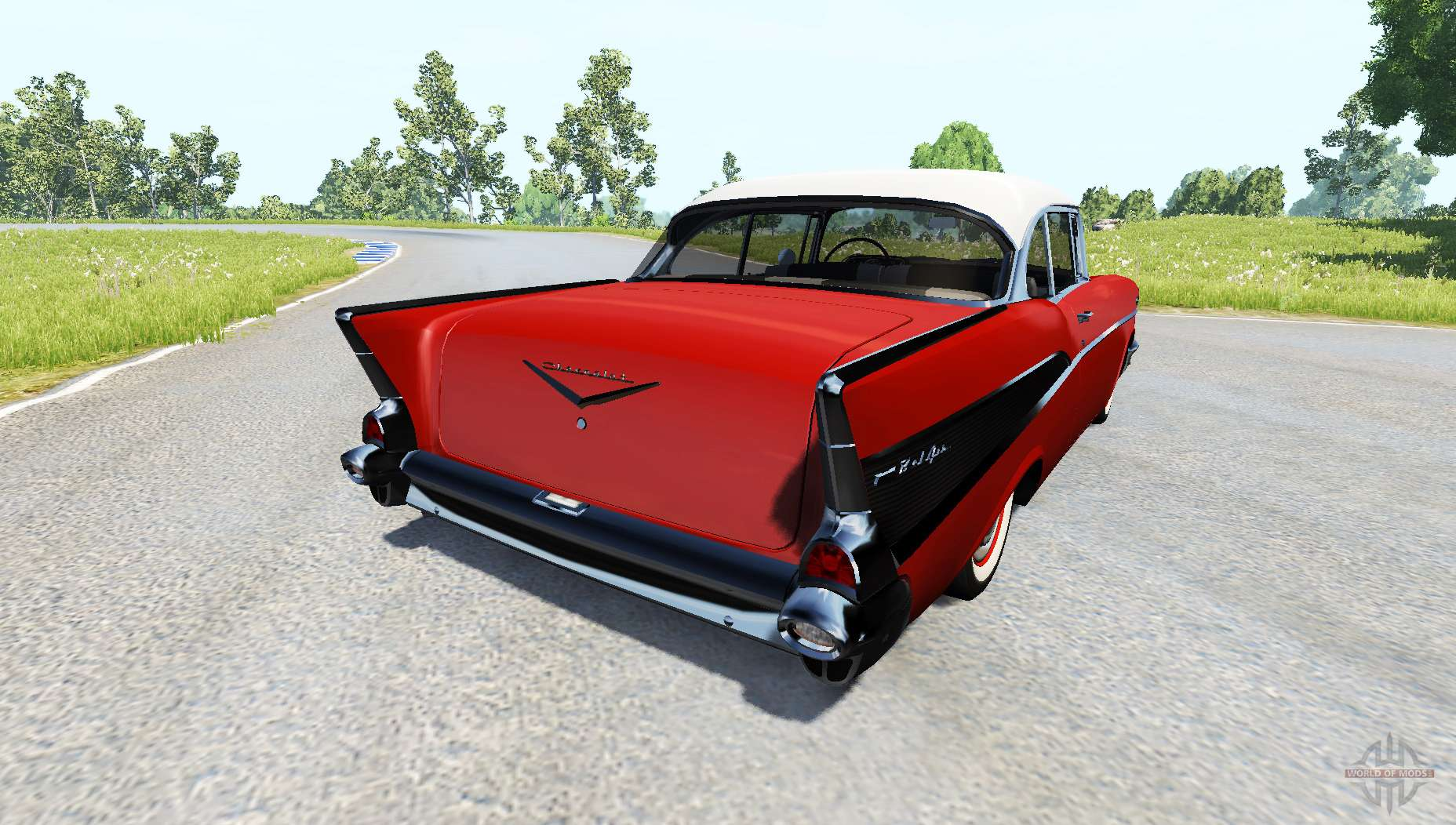 1956 chevrolet bel air images photo 56 chevy belair dv 06 - Chevrolet Bel Air Coupe 1957 For Beamng Drive