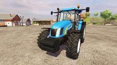 New Holland TL 100A