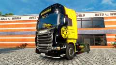BvB skin for the Scania truck