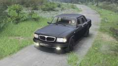 GAZ-3110 Volga [black][03.03.16]