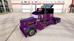 Skins for Peterbilt 389 truck