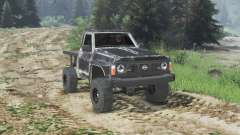 Nissan Patrol GQ 1998 [03.03.16] for Spin Tires