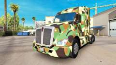 Army skin for Kenworth tractor