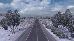 Winter mod (Frosty Winter Weather Mod v1.0)
